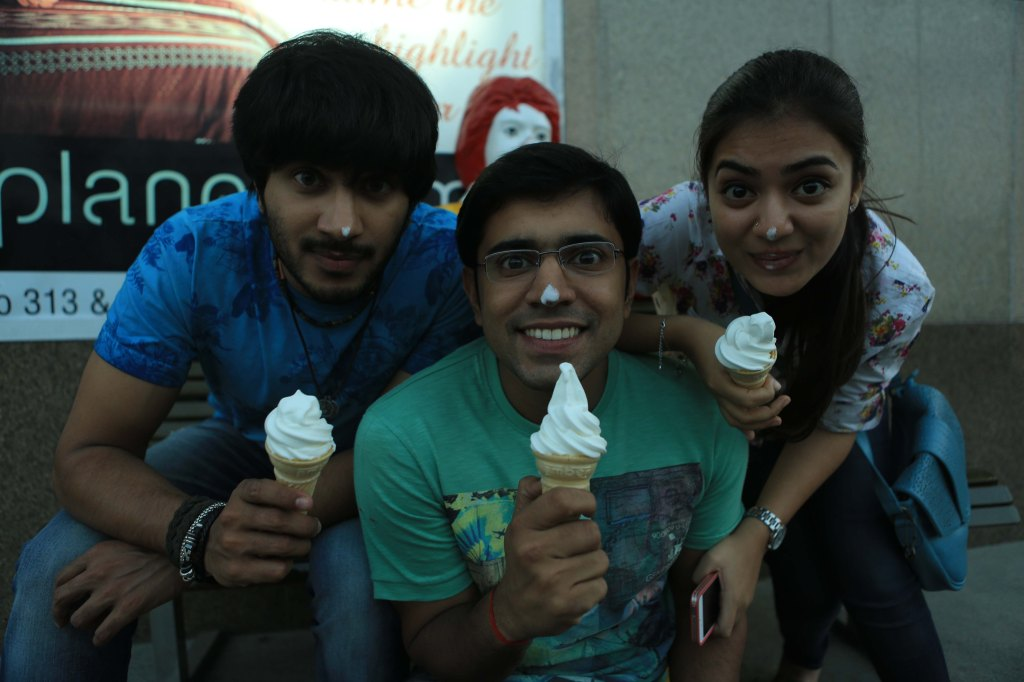 Dulquer, Nivin and Nazriya 2 in Bangalore Days