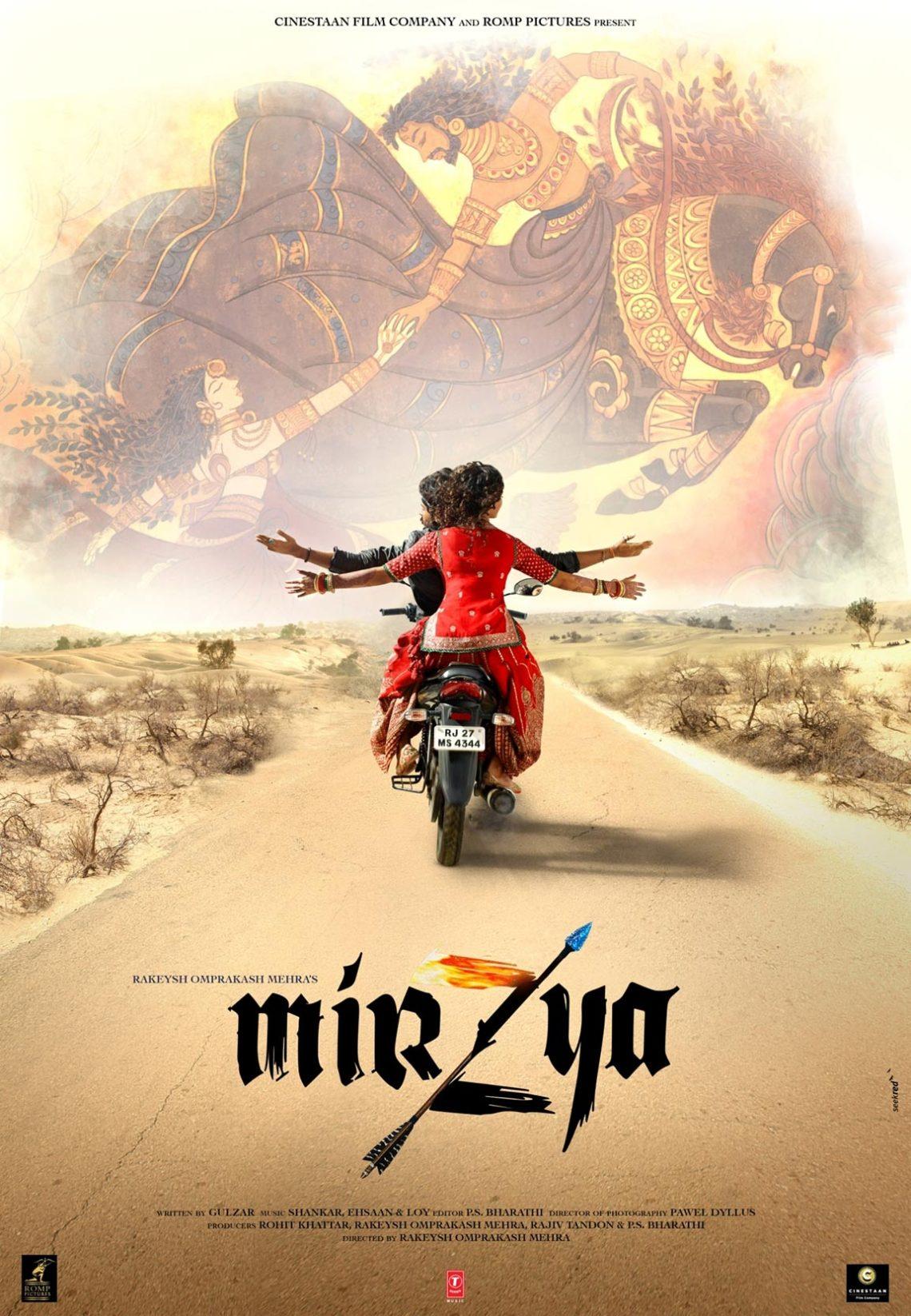 mirzya-poster